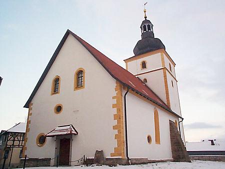 Gompertshäuser Kirche