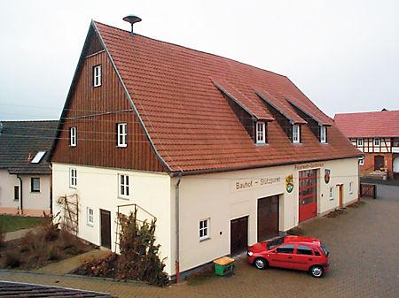 Gebäude der Freiwilligen Feuerwehr