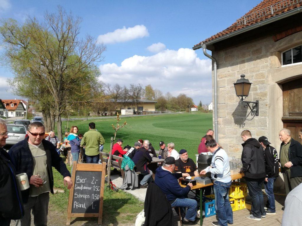 Brau- und Backhausfest in Gompertshausen