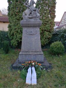Kriegsdenkmal Gompertshausen