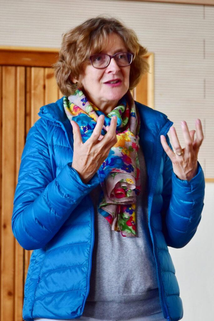 Beatrice von Hirschhausen – Projektleiterin